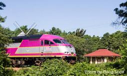 ケープフライヤー鉄道(ボストン~ケープコッド)が期間限定でサービス開始