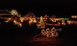 Edaville でのクリスマス:豪華な休日