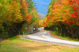 アメリカ東部ニューイングランドの紅葉ツアー情報