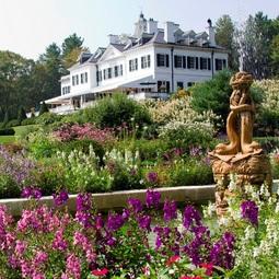 お庭好きな方におすすめ!イーディス・ウォートンの屋敷